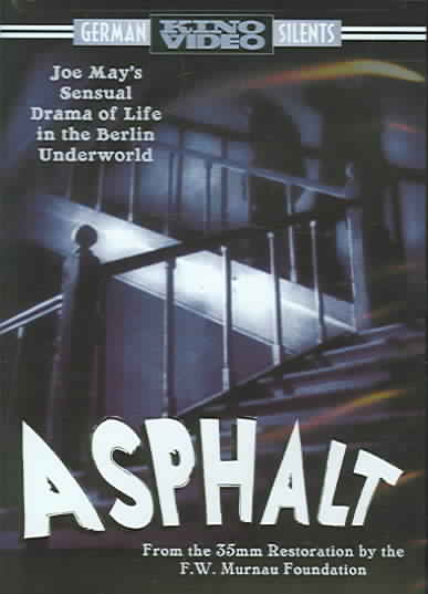 ASPHALT BY MAY,JOE (DVD)